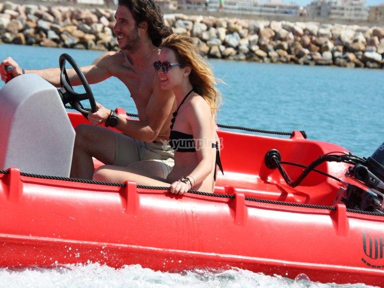 Ven a navegar