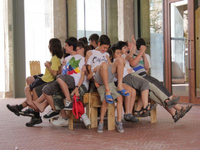 Multiaventura para colegios en Badajoz 1 día