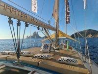 Rilassarsi con un giro in barca a vela