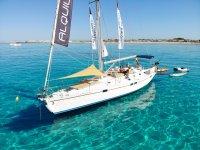 La nostra barca a vela sulla Costa Blanca