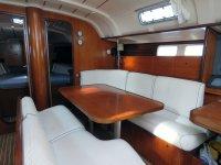 Comodi soggiorni all'interno dello yacht