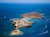 Navigare intorno Isla de Tabarca