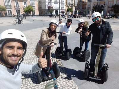 Segway Guided Tour, Cádiz, 2 hours