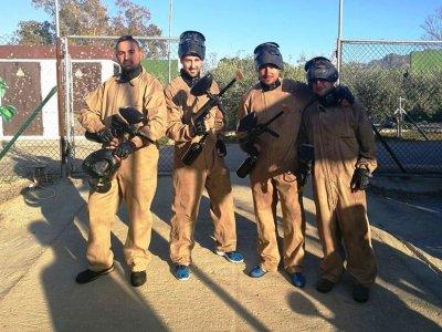 Team building di Paintball e tour in quad a Turre