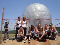 La gran esfera