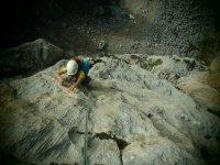 Disfruta escalando