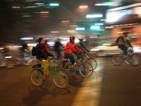 visita nocturna en bici