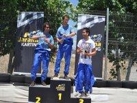 podium karts