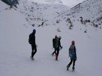 Senderismo y Trekking en la montana