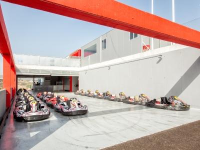 Karting en pista infantil en Estepona 3 tandas