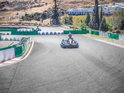 Conducir karts junior en Estepona 3 sesiones