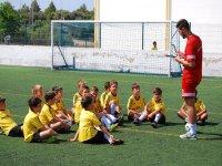 夏季马德里足球校园为期3周