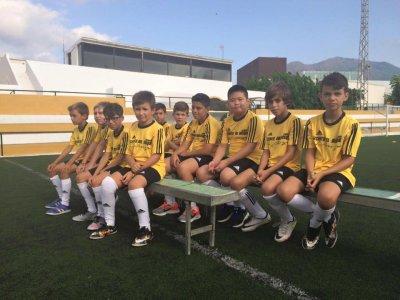 Barrio del Pilar足球训练营4周
