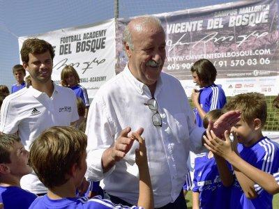 Campus fútbol Vicente del Bosque Chiclana 1 semana