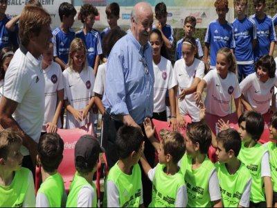 Campus fútbol Vicente del Bosque en Noreña 5 días