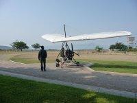 Pilotar un ultraligero en Valencia