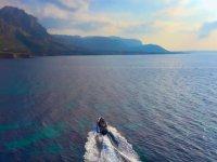 Paseo en barco por la Serra de Tramuntana