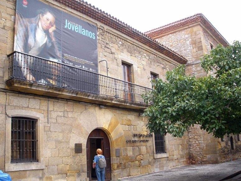 Museo Jovellanos en Gijon