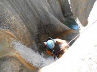 In the Mascun ravine