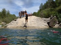 Jumping to Jucar