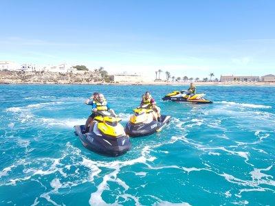 Conducir moto de agua en Alicante 30 minutos