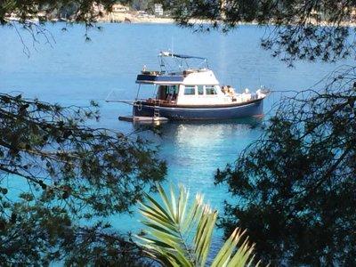 Tour en barco por Mallorca de 4 horas temp. media