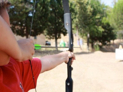 Campamento de verano en la sierra Sevilla semana