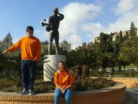 Vieni a conoscere Malaga