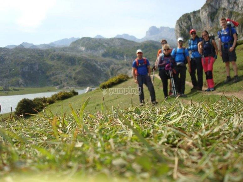 Ruta por paisajes asturianos