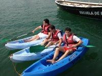 Alquiler de kayaks en Valencia