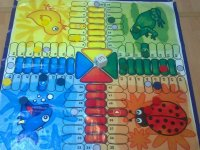 Parchis con animalitos