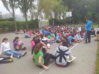 Camp for teenagers, Asturias' farm, 15 days