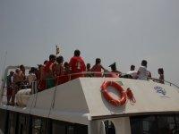 Paseo en barco para grupos