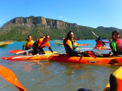 Montanejos的3项多项冒险活动