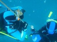 Inmersion con boya