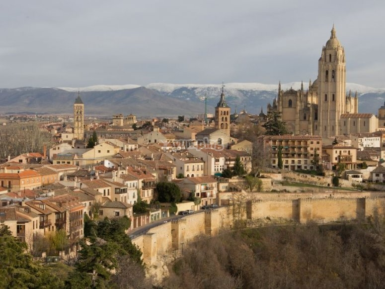 Views of Segovia