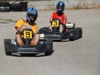 Circuito de karts en Valencia