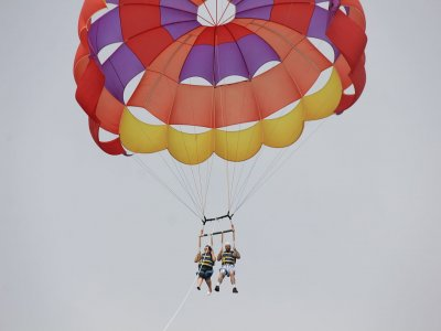 Parasailing in Torrevieja, 15 minutes