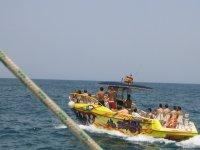 Paseo en Barco: La Bestia