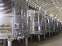 Naves del procesamiento del vino