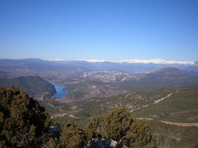 Vistas del Pirineo Aragones