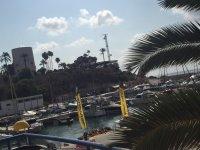 Instalaciones en el puerto