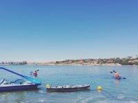 Kayaking en Cabo Roig