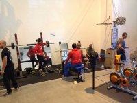gimnasio del rocodromo el muro