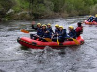Rafting In Gredos On The Tormes River 3 Hours