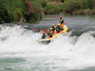 Rafting Cenajo e Río Mundo con pranzo e foto