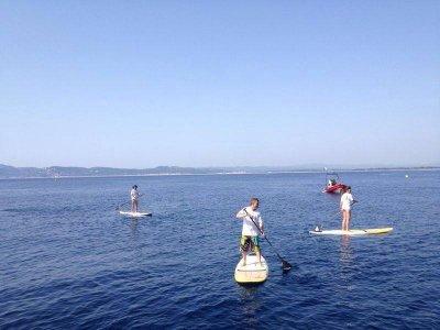 Alquiler material Paddle Surf en L'Estartit 2 h