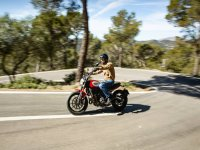 Touring Mallorca in motorcycle
