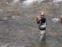 Pesca fluvial en Asturias