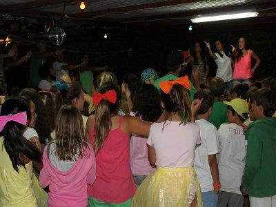 Summer Camp Sierra de las Nieves College